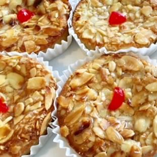 Almond Pie / Tarte Amandine