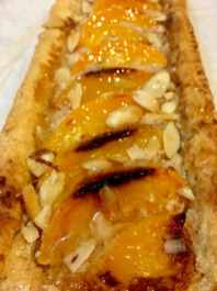 Apples or Peaches Puff Pastry
