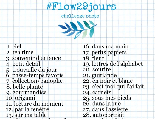 Challenge projet photo Flow