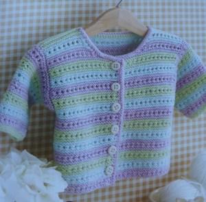 Cascade Cherub Sweater