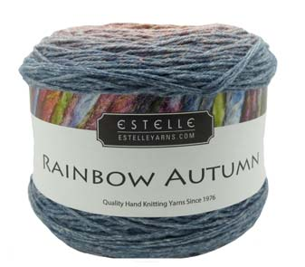 Estelle Rainbow Autumn and Free Patterns – Estelle Yarns Blog
