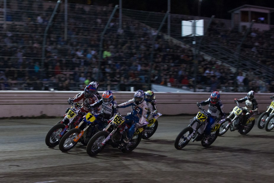 Calistoga Half-Mile - American Flat Track - May 5, 2018