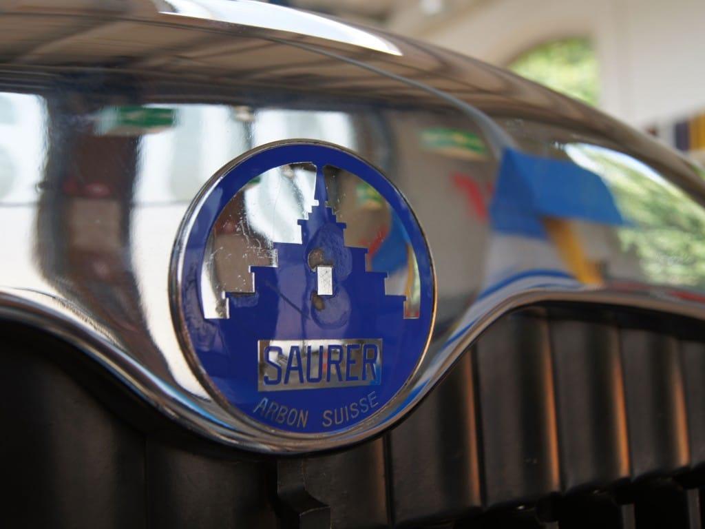 "Logo of the car manufacturer ""Zaurer"""