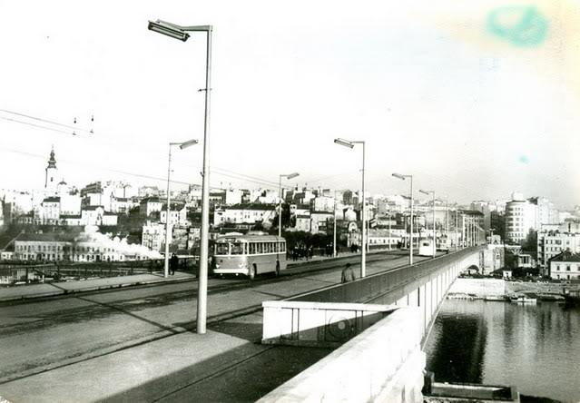 Бранков мост након отварања