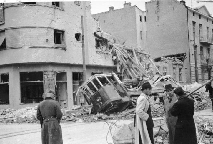 Последице бомбардовања