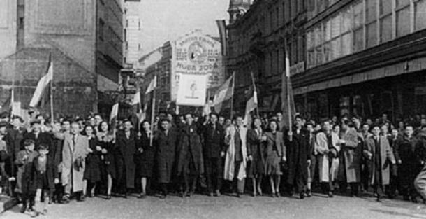 демонстрације 27. марта 1941. у Београду