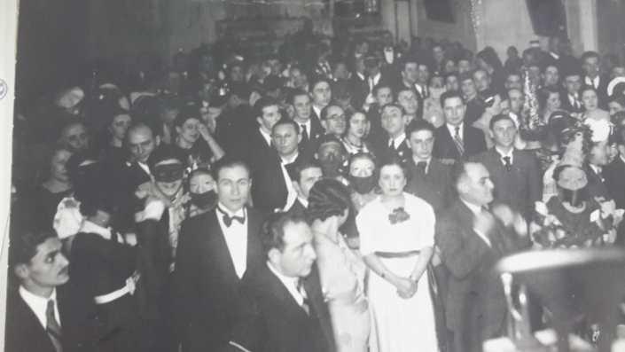 Пуримски бал у Београду