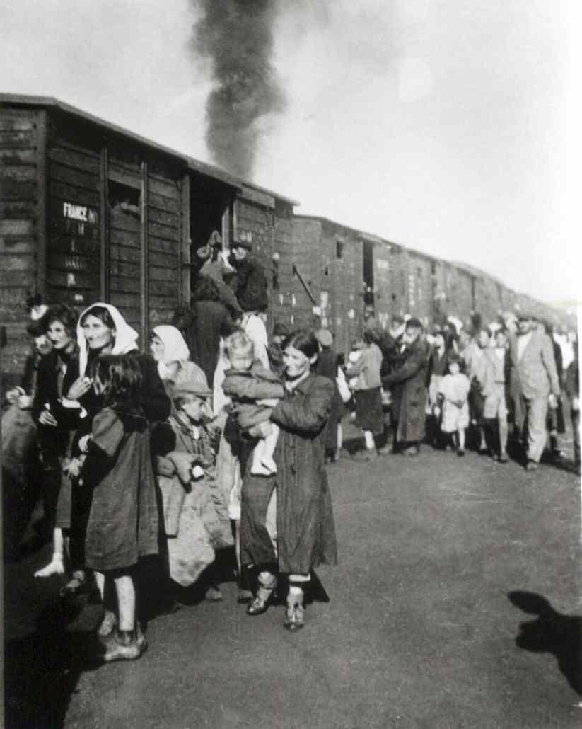 Депортација у Треблинку 1942