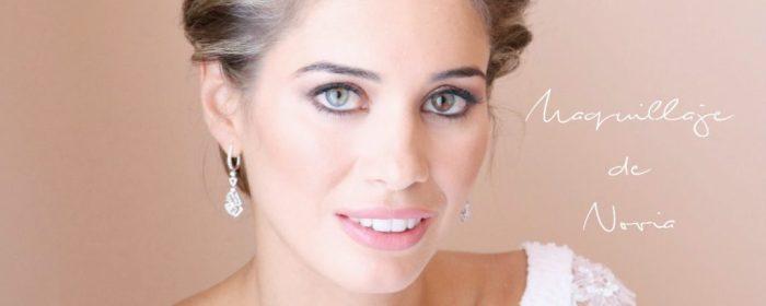 Maquilladora Profesional especializada en Maquillaje de NOVIAS