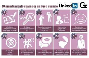 10-mandamientos-usuario-linkedin-gz2puntocero