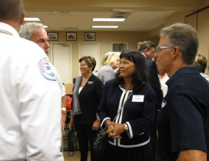 Village Manager Candidate Reception
