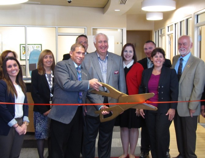 Achieva Ribbon Cutting Ceremony 11/7/15
