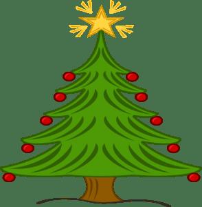 holiday tree fundraiser