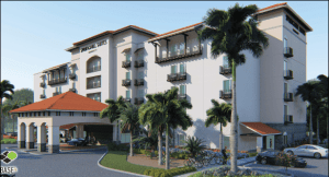 Springhill Suites Marriott