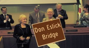 Eslick sign