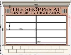 The shoppes at University Highlands