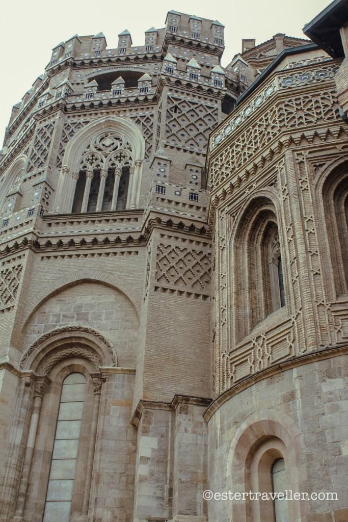 Torres de la Seo de Zaragoza