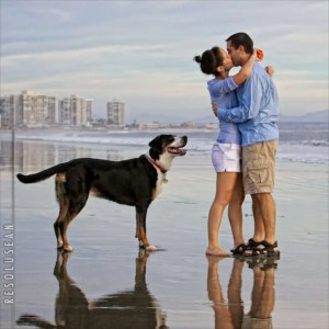 San Diego Couples Photoshoot by Resolusean