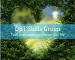 Dialectical Behavior Therapy - DBT Counseling Group