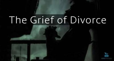 loss divorce break ups depression grieving