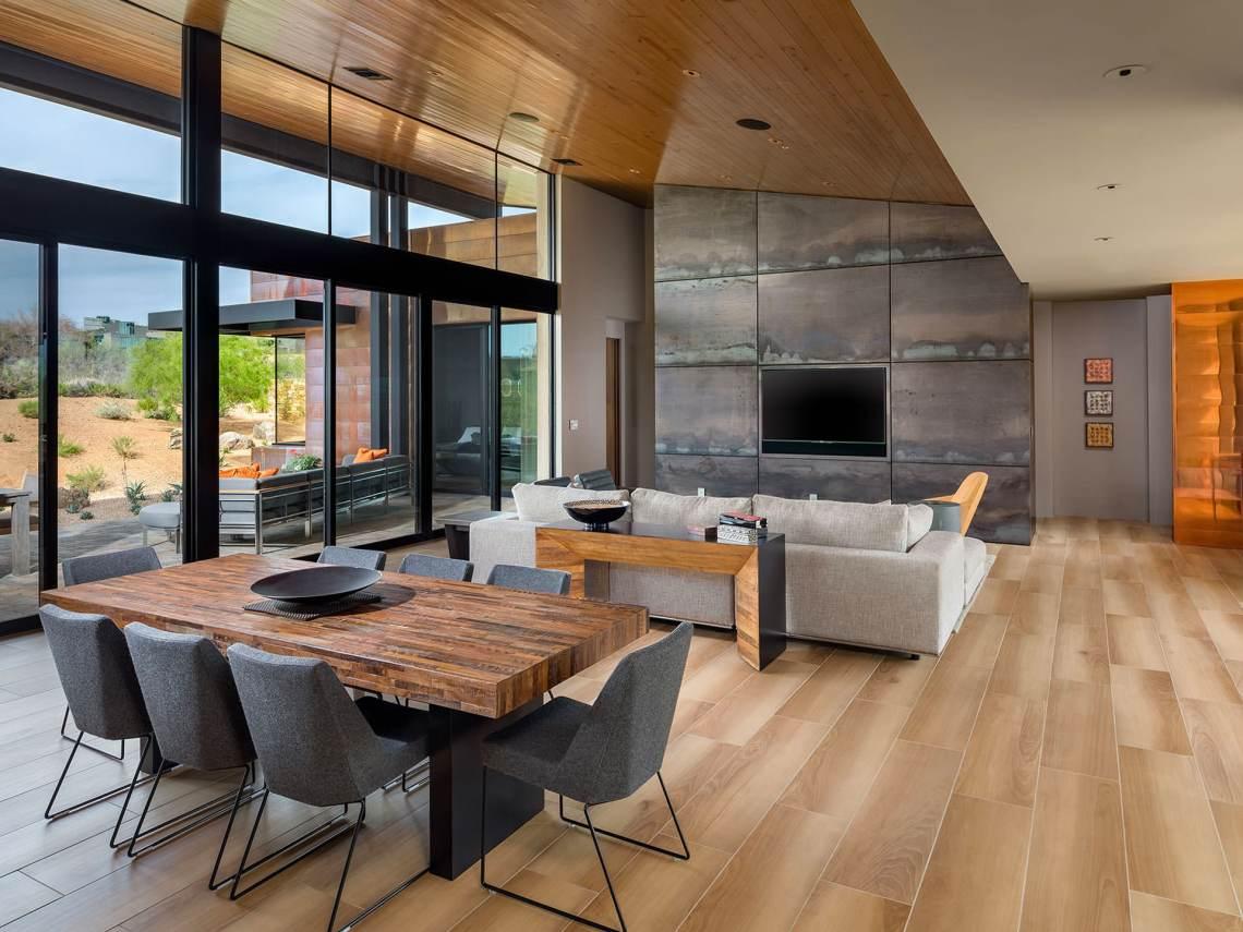 Phoenix Contemporary Interior Design in Scottsdale, Arizona