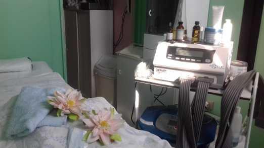 cabina pressoterapia
