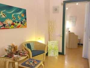 centro estetico sala d'attesa