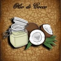 Olio Monoi e olio di cocco