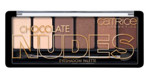 Catr. Chocolate Nudes Eyeshadow Palette
