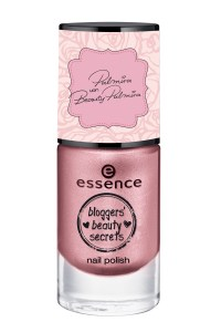 essence bloggers' beauty secrets nail polish