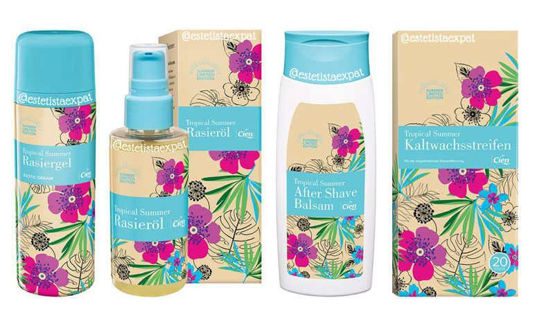 Tropical Summer Limited Edition ~ Cien Beauty