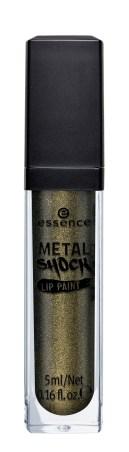 essence metal shock lip paint 06