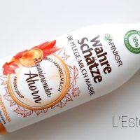 Ultra Dolce di Garnier Maschera-latte Linfa d'Acero