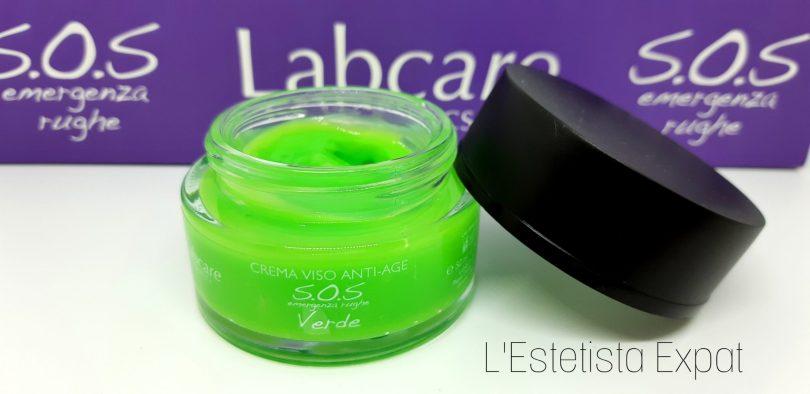 sos  labcare verde