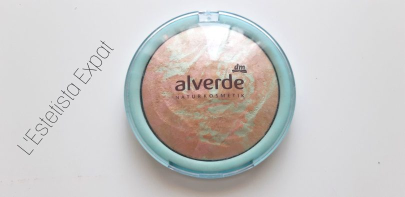 alverde make up
