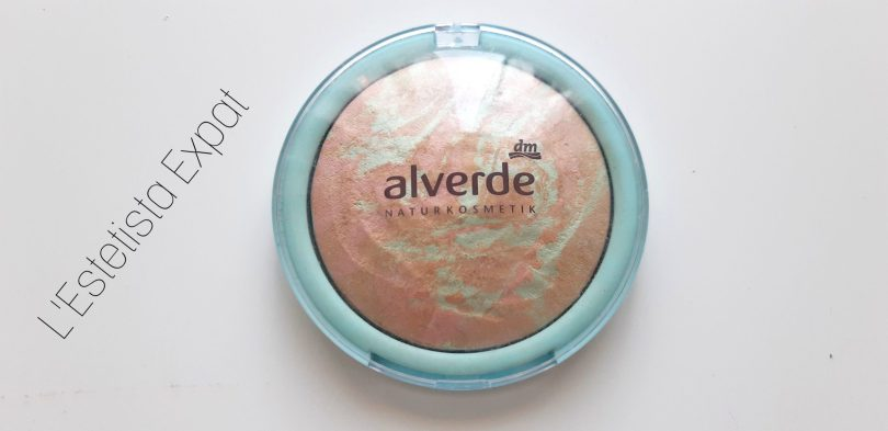 alverde make up