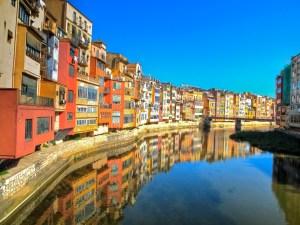 Girona_riverside_HDR