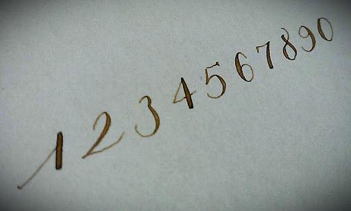 Números ingleses