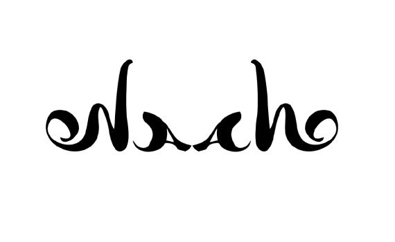 Ambigrama Nacho