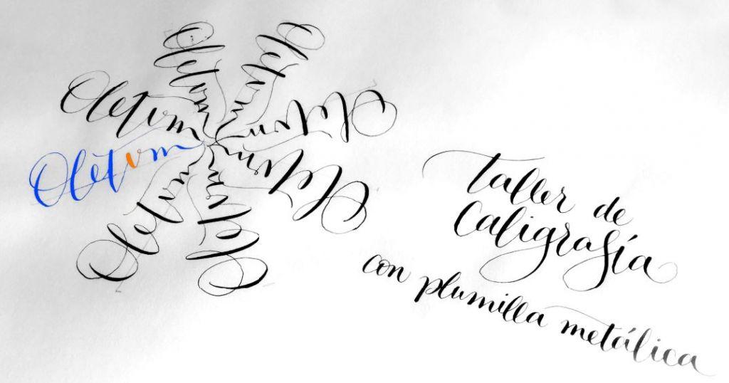 Próximo taller de caligrafía