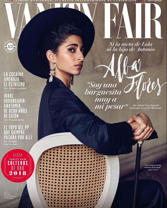 VanityFair julio 2018