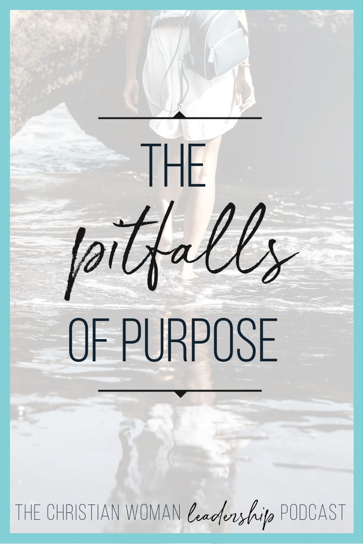 Whenever we talk about purpose and calling there are pitfalls that are easy to fall into. Podcast co-hosts Holly and Esther uncover false beliefs that can trap us and some dangers to watch out for on this journey. Wondering what those are? Listen to the full episode to hear the five pitfalls to avoid on your leadership journey.