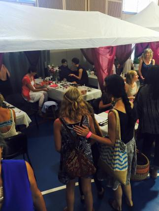 G2W2016grooming-tent