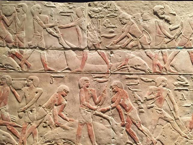 Cline_Versunkene Welten_Ägyptisches Museum1