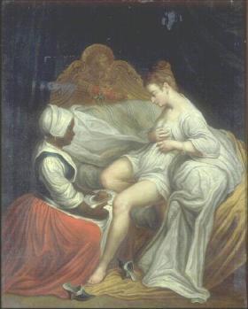 anoniem-watteau-la-toilette-intime-18e-eeuw