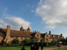 Sissinghurst Castle, home of Vita Sackville-West's and Harold Nicolson's magnificent gardens.