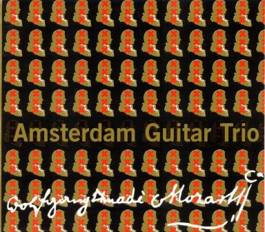 amsterdam guitar trio cd-mozart
