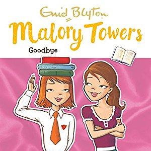 Esther Wane British Voice actor narrates Malory Towers audiobooks