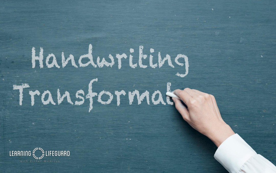 Handwriting Transformation