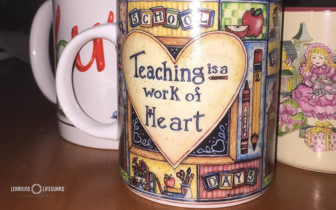 Encouragement Beyond the Mug